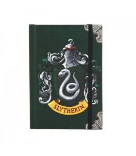 Libreta A6 Slytherin - Harry Potter