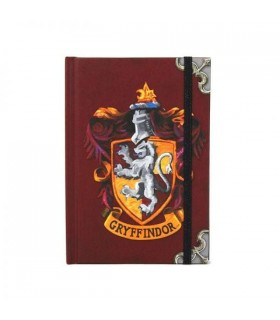 Libreta A6 Gryffindor - Harry Potter
