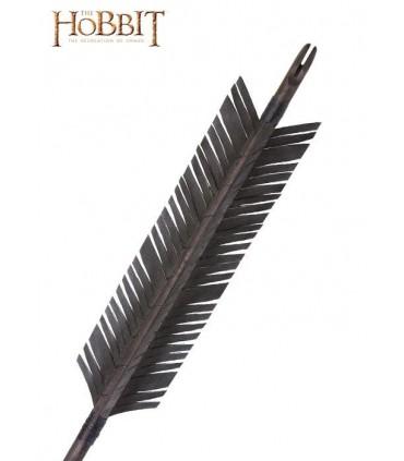 Flecha Negra de Bardo el arquero - El Hobbit La Batalla de los Cinco Ejércitos