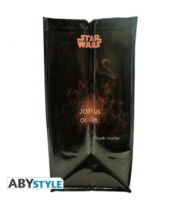 Bolsa de la compra Yoda y Darth Vader- Star Wars