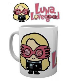 Taza de Luna Lovegood - Harry Potter