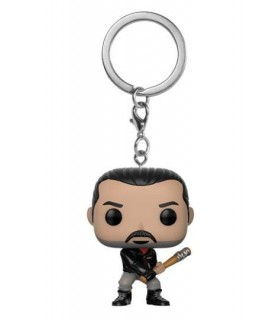 Llavero mini figura Funko Pop! Negan - The Walking dead