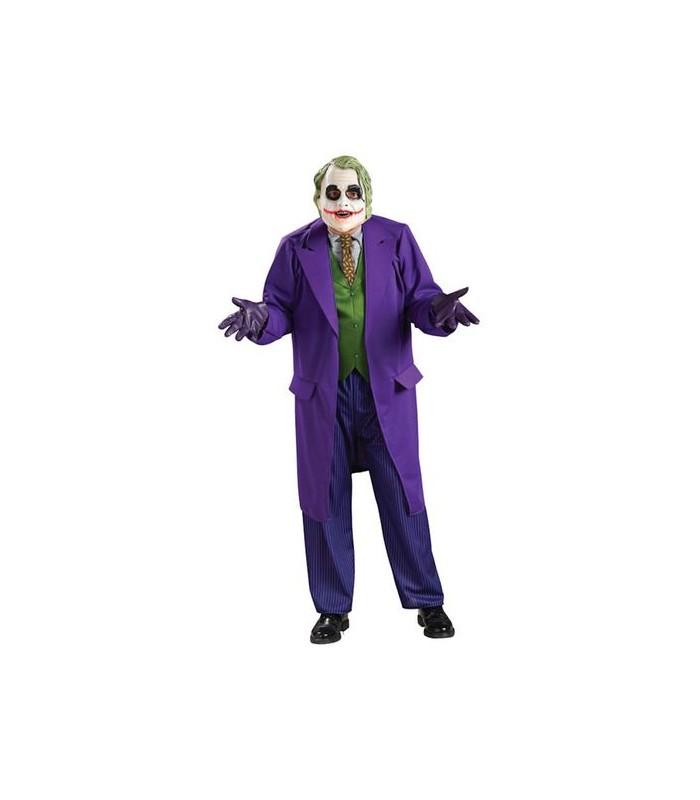 Disfraz El Joker Vestuario Batman El Caballero Oscuro