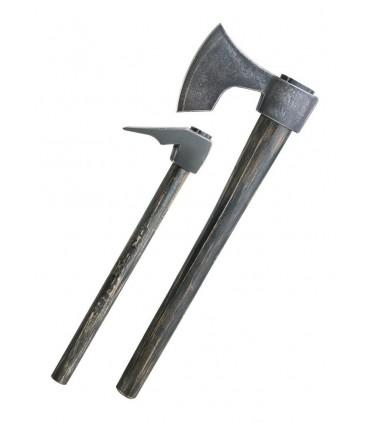 Armas de Floki - Vikings