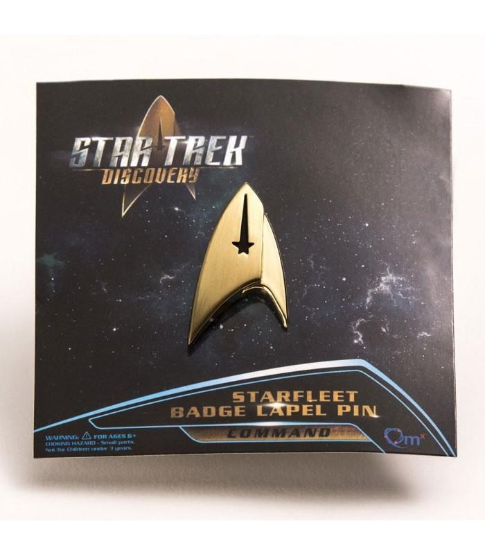 Pin Mando de la Flota Estelar - Star Trek