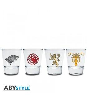 Set de vasos de chupito - Juego de Tronos