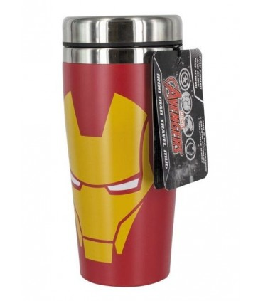 Termo máscara Iron Man - Los Vengadores
