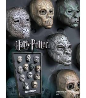 Set Colección de Máscaras de los Mortífagos
