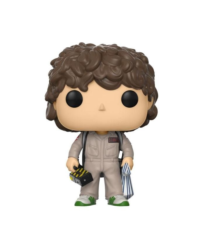 Figura Funko Pop! de Dustin Cazafantasmas - Stranger Things