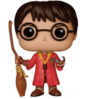 Figura Funko Pop! Harry Potter Quidditch - Harry Potter