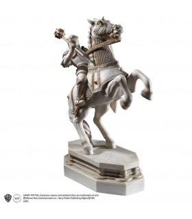 Soporte sujetalibros caballo blanco de Ajedrez Mágico - Harry Potter