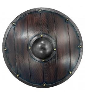 Escudo vikingo LARP de 69 cm