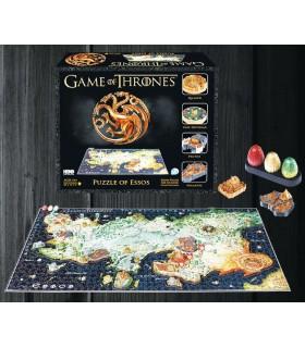 Puzle 3D mapa de Essos - Juego de Tronos