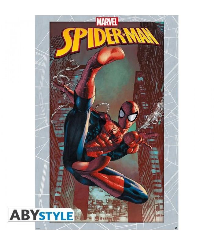 Póster 90 x 60 clásico - Spider-man