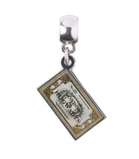 Abalorio Charm ticket Hogwarts Express - Harry Potter
