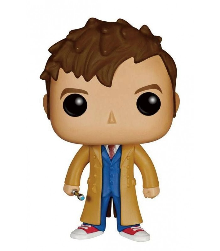 Figura FUNKO POP! 10º Doctor - Dr. Who
