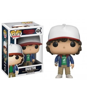 Figura Funko Pop! de Dustin - Stranger Things