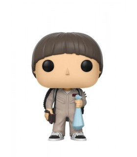 Figura Funko Pop! de Lucas Cazafantasmas - Stranger Things