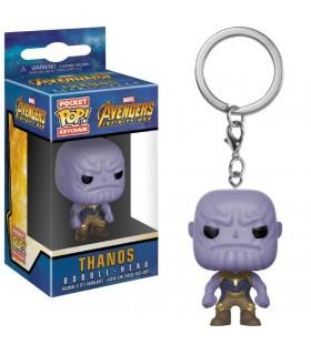 Llavero FUNKO Pop! Pocket Keychain Thanos - Los Vengadores Infinity War