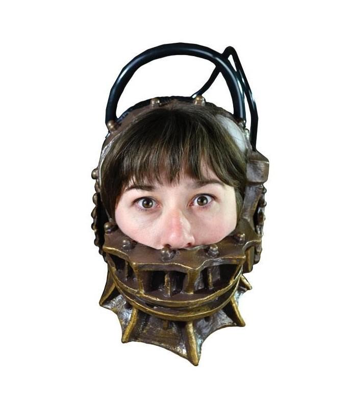 Máscara cepo para osos - Saw