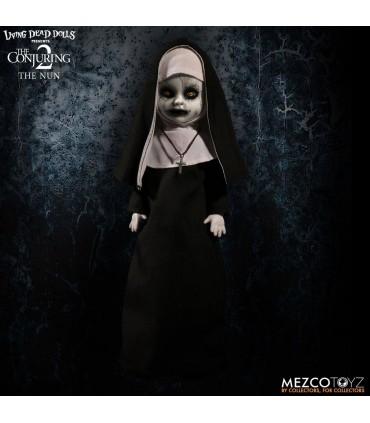 Muñeca de 25 cm de La Monja Living Dead Dolls. - The Conjuring 2