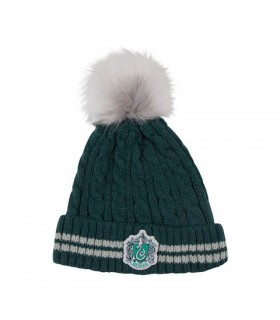 Gorro con borla Slytherin - Harry Potter