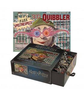 Puzle rompecabezas 1000 piezas The Quibbler (El Quisquilloso) - Harry Potter