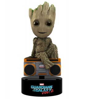 Figura Body Knocker Groot - Guardianes de La Galaxia