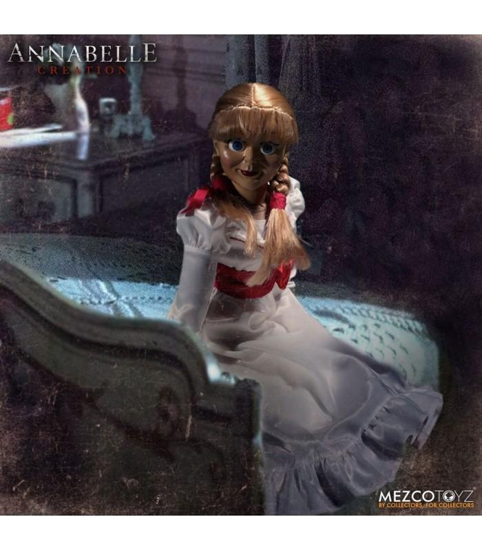 Prop réplica de la Muñeca Annabelle  escala 1:1 46 cm. - Annabelle Creation