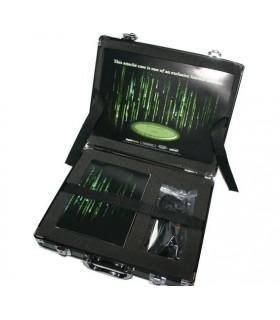 Maletín The Matrix Edición Limitada + Gafas Neo, etc... (Inglés)