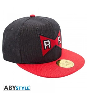 Gorra de béisbol Ejercito Cinta Roja (Red Ribbon)- Dragon Ball
