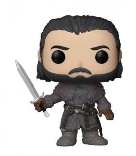 Figura Funko Pop! Jon Snow más allá del muro - Juego de Tronos