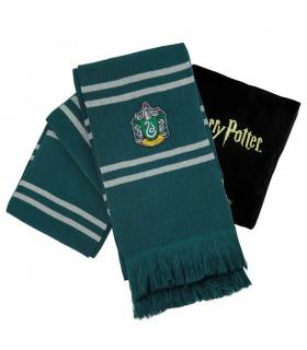 Bufanda Slytherin edición Deluxe - Harry Potter