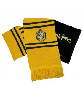 Bufanda Hufflepuff edición Deluxe - Harry Potter