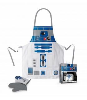Delantal con manopla R2-D2 - Star Wars
