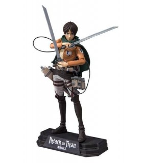 Figura Eren Jaeger - Attack On Titan