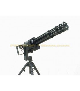 M134A2 Vulcan Minigun - Airsoft Réplica tipo Black Hawk Matrix