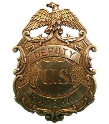 Insignia deputy marshal de los Estados Unidos
