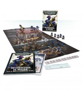 Kit de inicio No conocerán el miedo - Warhammer 40000