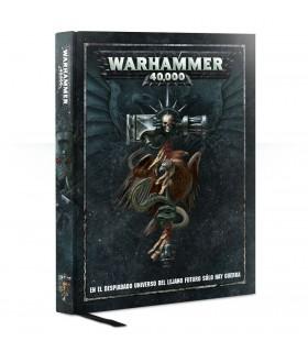 Libro de tapa dura Reglamento de Warhammer - Warhammer 40.000