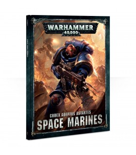 Codex Space Marines - Warhammer 40.000