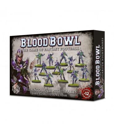 Equipo de Blood Bowl Naggaroth Nightmares - Blood Bowl