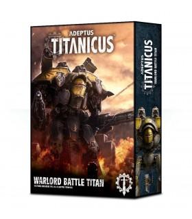 Warlord Battle Titan - Adeptus Titanicus