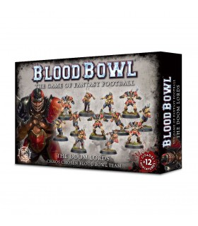 Equipo de Blood Bowl The Doom Lords - Blood Bowl