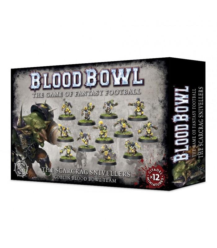 Equipo de Blood Bowl Scarcrag Snivellers - Blood Bowl