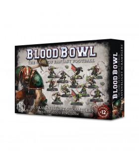 Equipo de Blood Bowl Skavenblight Scramblers - Blood Bowl