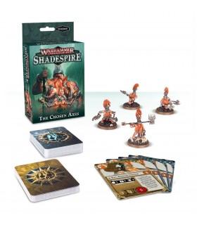 Shadespire: Los Hachas Escogidas - Warhammer Underworlds