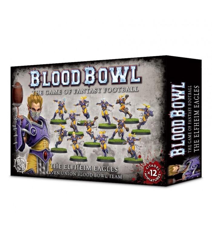 Equipo de Blood Bowl Los Elfheim Eagles - Blood Bowl