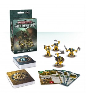 Shadespire: Ironskull's Boyz - Warhammer Underworlds