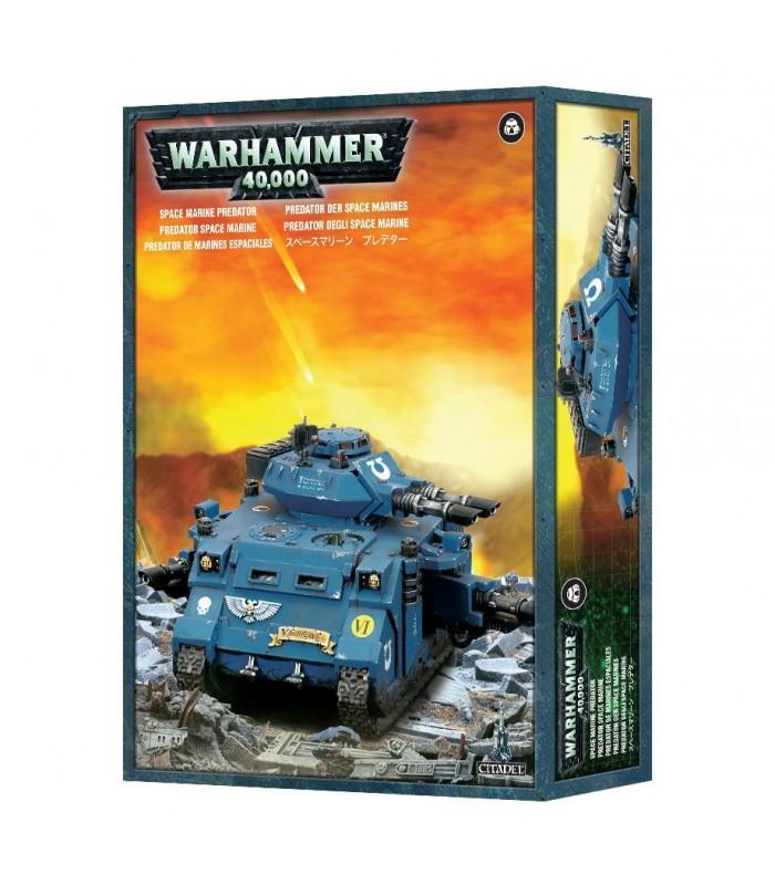 Space Marine Predator - Warhammer 40.000